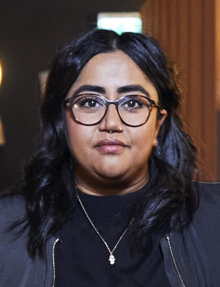 Ayesha Khan kandidiert für ÖkoLinX-ARL