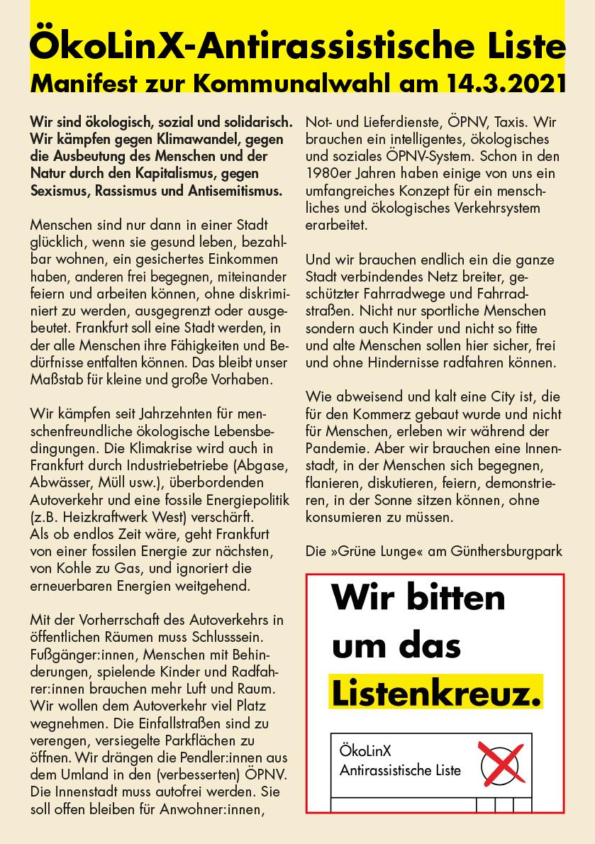 Manifest von ÖkoLinX-ARL als PDF-Dokument zum Ausdrucken